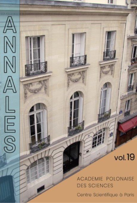 Annales vol. 19