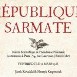 15.03.2019: Republika Sarmacka
